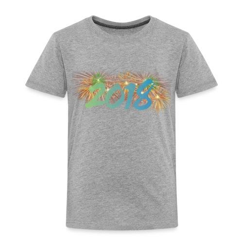 Joyeux Année 2018 - T-shirt Premium Enfant