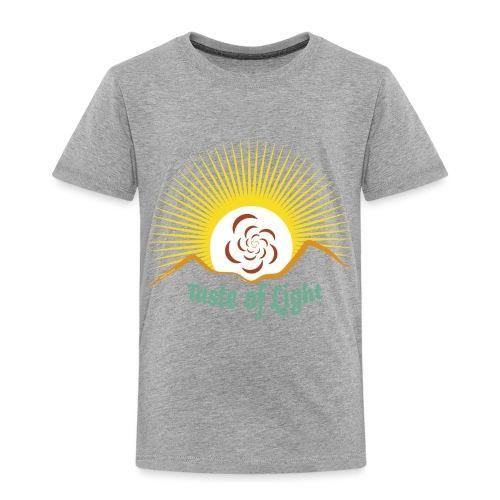 Kiwaneo - Taste of Light - Kinder Premium T-Shirt