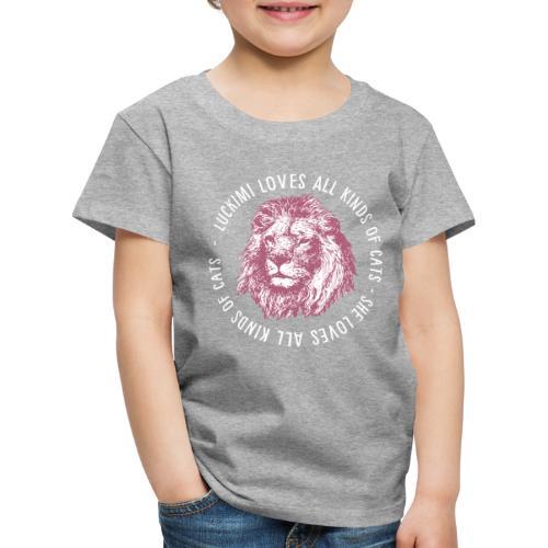 All kinds of cats - Barn - Kids' Premium T-Shirt