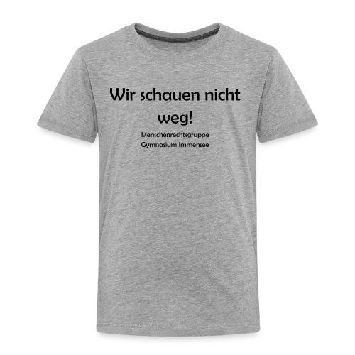 Banner - Kinder Premium T-Shirt