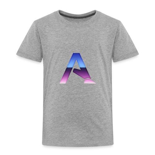 logga 3 - Premium-T-shirt barn