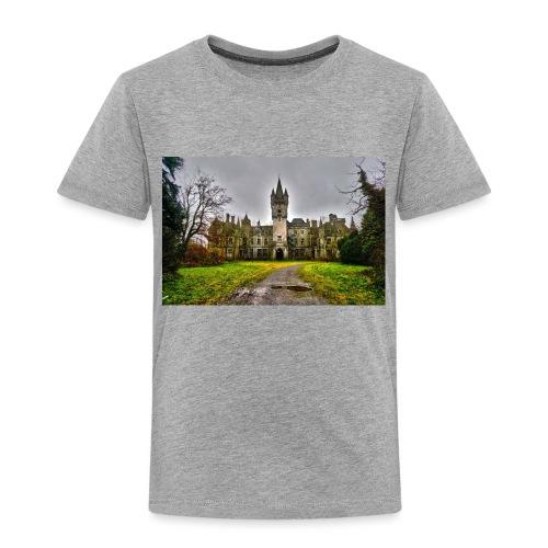 Eng kasteel - Kinderen Premium T-shirt