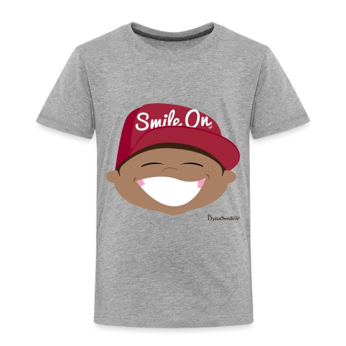 smile on boys T-Shirt - Kids' Premium T-Shirt