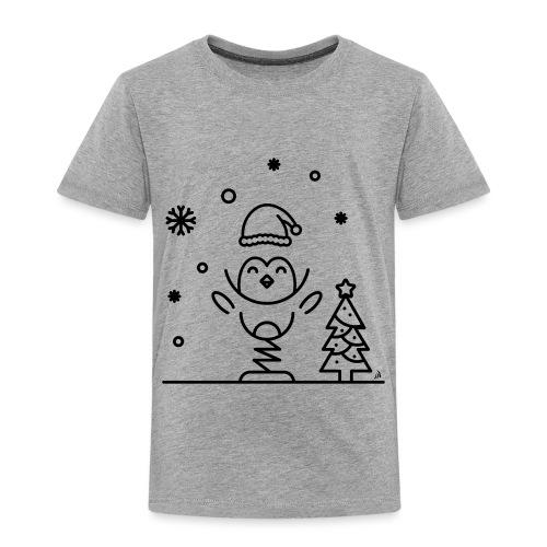 Noël pengouin 1 - T-shirt Premium Enfant
