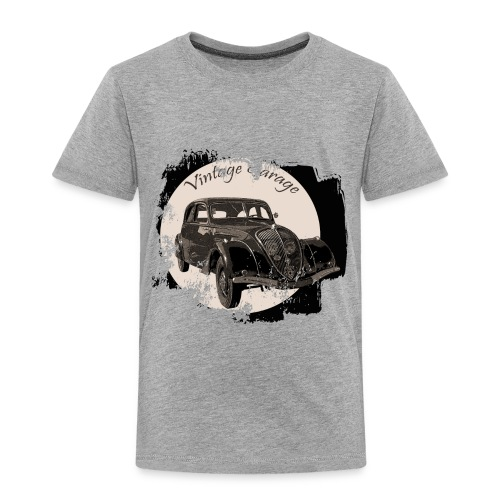Vintage Garage 3 - T-shirt Premium Enfant