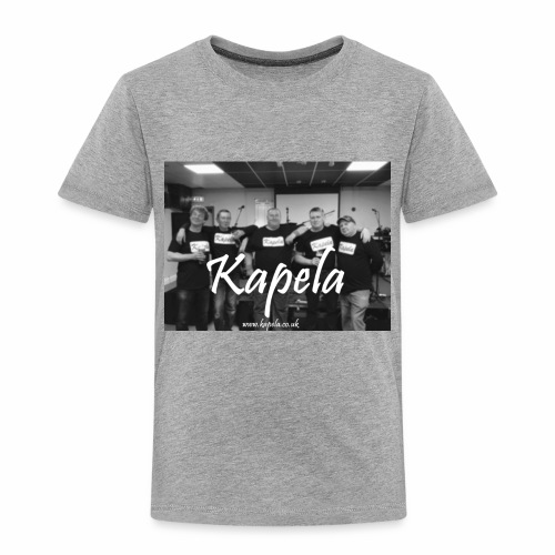Offical Kapela T-Shirt - Kids' Premium T-Shirt