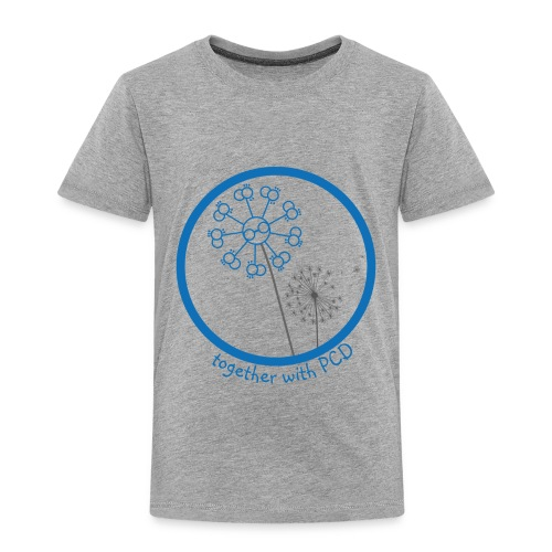 Pusteblume-PCD-1 - Kinder Premium T-Shirt