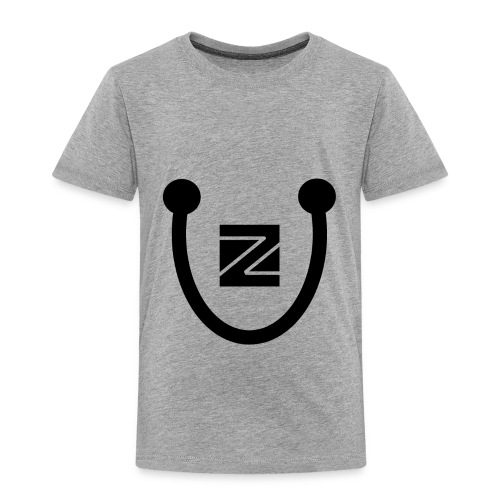 ZU logo - Kids' Premium T-Shirt