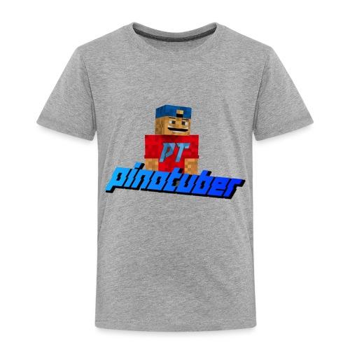 Pinotuber Minecraft - Kinderen Premium T-shirt