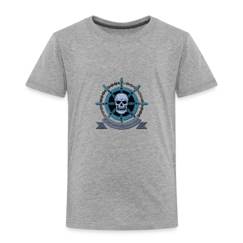 Captains & Sailors - Premium-T-shirt barn