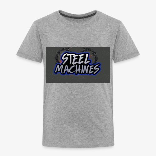Thesteelmachines - Børne premium T-shirt