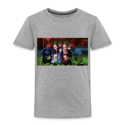 PV-Bike Trip Propaganda - Kinder Premium T-Shirt