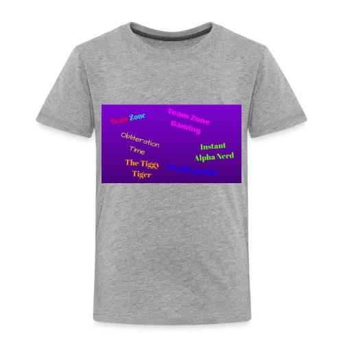 Team Zone Crew - Kids' Premium T-Shirt