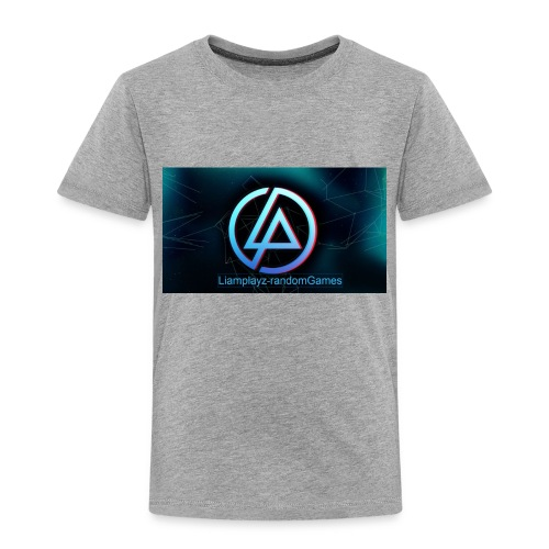 liamplays merch - Kids' Premium T-Shirt