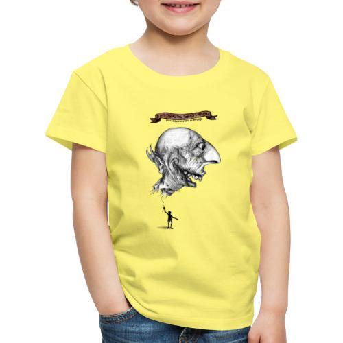 LEFIMI T-SHIRT - Maglietta Premium per bambini