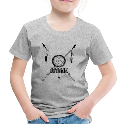 SUEN A EN GRANDE negro - Camiseta premium niño