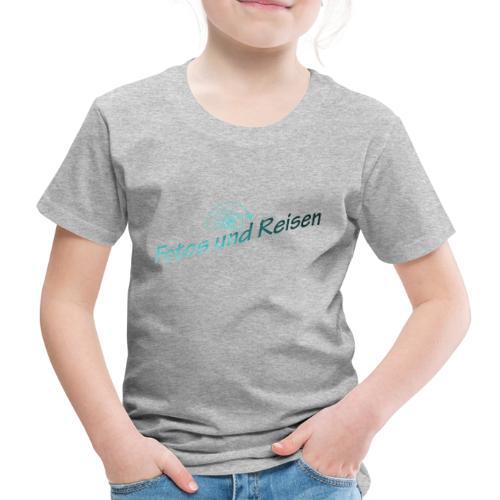 Fotos und Reisen - Kinder Premium T-Shirt