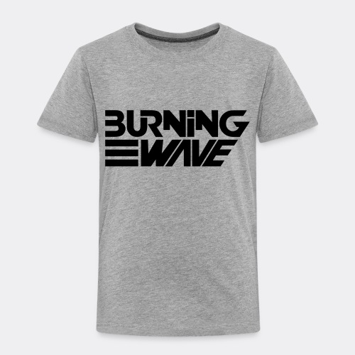 Burning Wave Block - T-shirt Premium Enfant