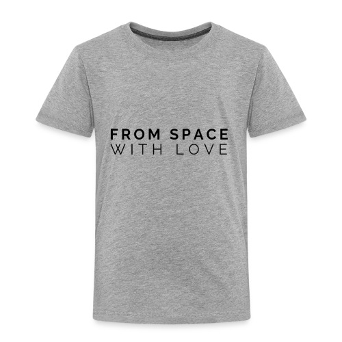 From Space With Love logo - Kids' Premium T-Shirt