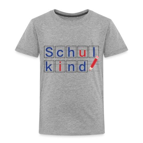 schulkind - Kinder Premium T-Shirt