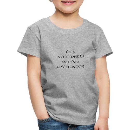 Gryffindor - T-shirt Premium Enfant