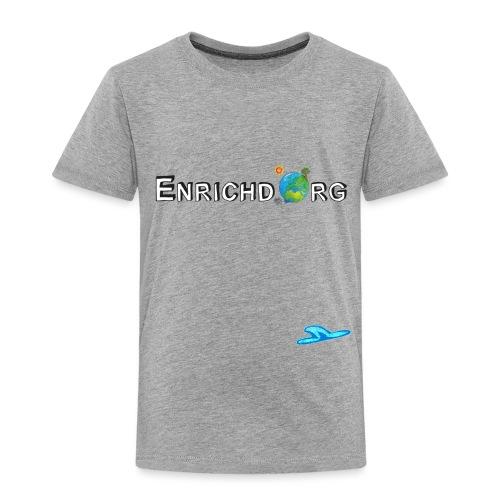 ENRICHD NEW LOGO 2017a TRANS png - Kids' Premium T-Shirt