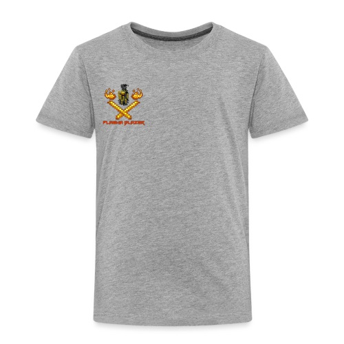 PlasmaBlazerLogo - Kids' Premium T-Shirt