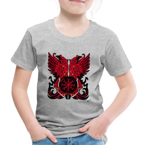 vikings - Maglietta Premium per bambini