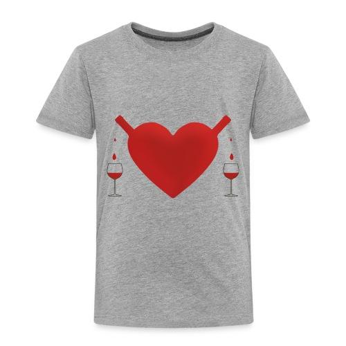share good love - Kids' Premium T-Shirt