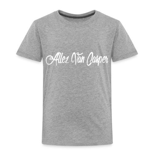 AllezVanCasper 1 png - Kinderen Premium T-shirt