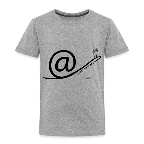 Snail Express - Maglietta Premium per bambini