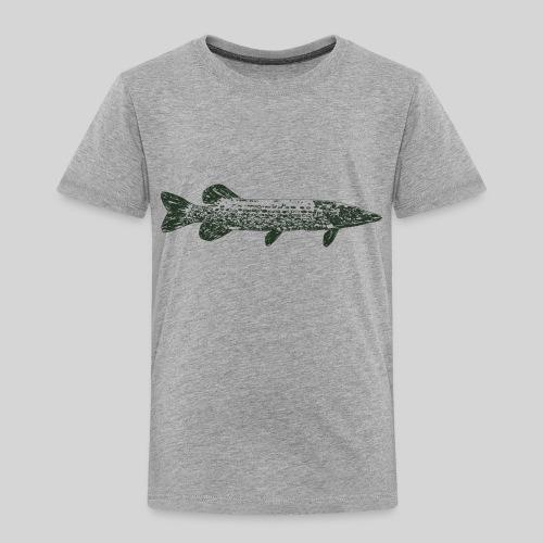Pike - Lasten premium t-paita