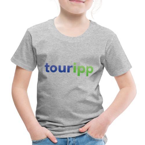 Touripp - Maglietta Premium per bambini
