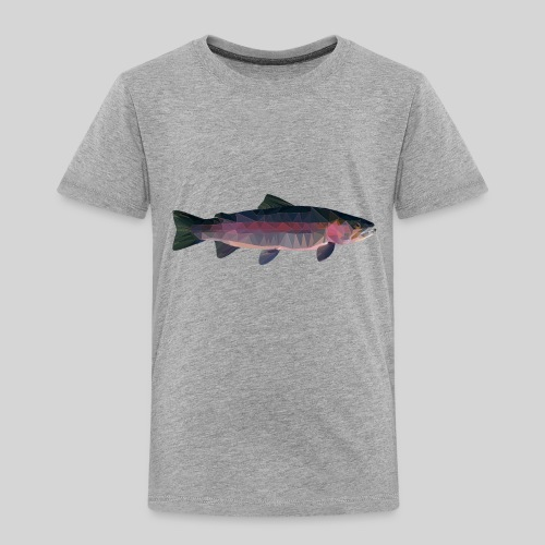 Trout - Lasten premium t-paita