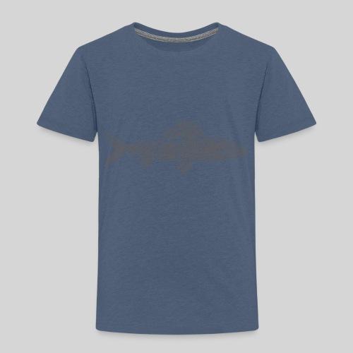 grayling - Lasten premium t-paita