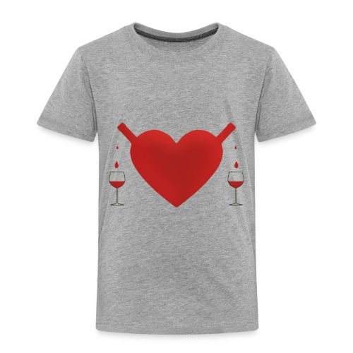 share good love - Kids' Premium T-Shirt