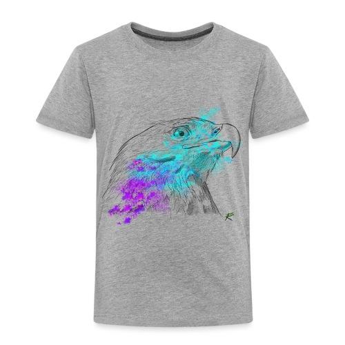 Aquila color - Maglietta Premium per bambini