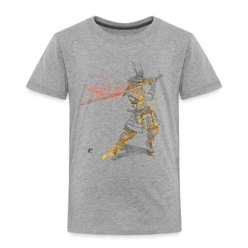 Samurai color - Maglietta Premium per bambini