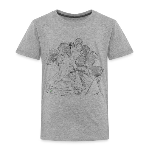 Geisha - Maglietta Premium per bambini