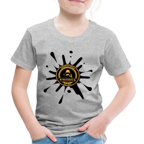 INCOGNITO FAMILIA © - Koszulka dziecięca Premium