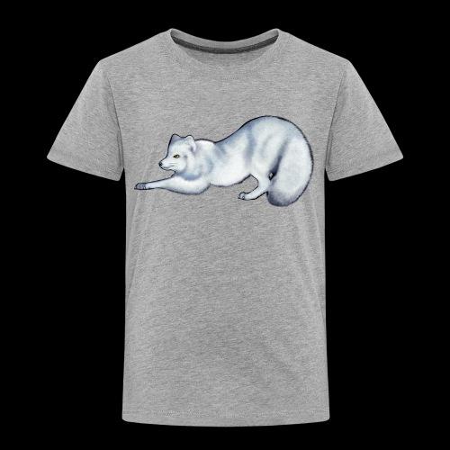 Arctic Fox - Kids' Premium T-Shirt