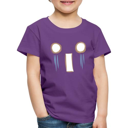 Kawaii_WhattheF_EnChantal - Kids' Premium T-Shirt