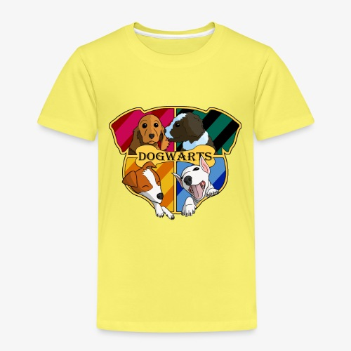 Dogwarts Logo - Kids' Premium T-Shirt