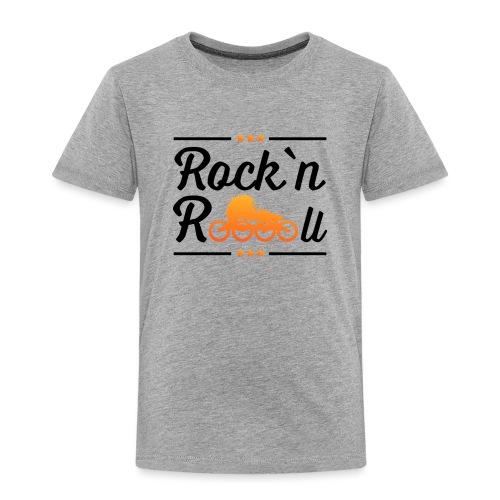 Rockn Roll Faerbig - Kinder Premium T-Shirt