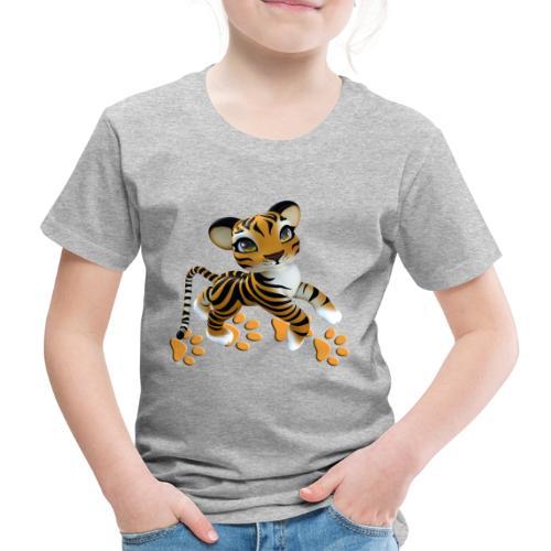 Kleiner Tiger - Kinder Premium T-Shirt