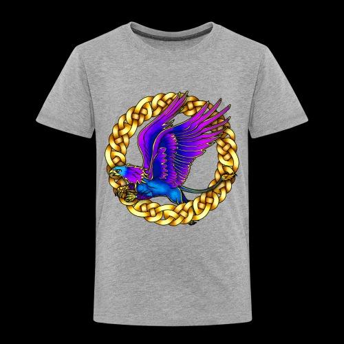 Royal Gryphon - Kids' Premium T-Shirt