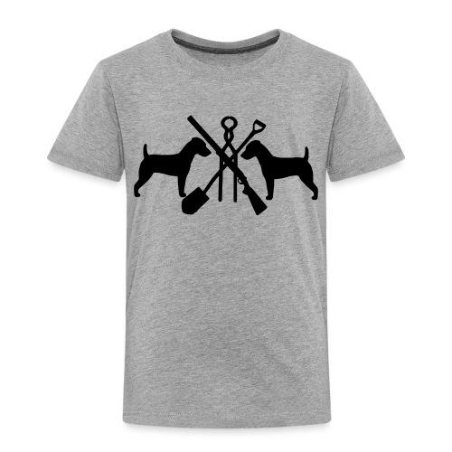 earth_work_djt_djt - Kinder Premium T-Shirt