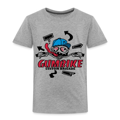 gumbike-monster - T-shirt Premium Enfant