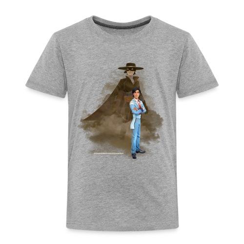 Zorro The Chronicles Don Diego Doppelleben - Kinder Premium T-Shirt