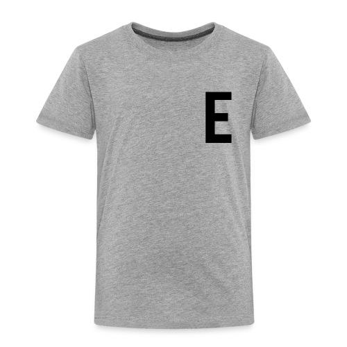 letter e 512 png - Kids' Premium T-Shirt